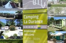 "Inter-Town Campsite ""La Durance"""