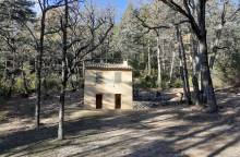 Circuit VTT Bedoin - Le Pavillon Rolland