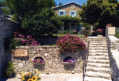 Chambres d 39 h tes en provence mas avec piscine en vaucluse - Chambres d hotes vaison la romaine avec piscine ...