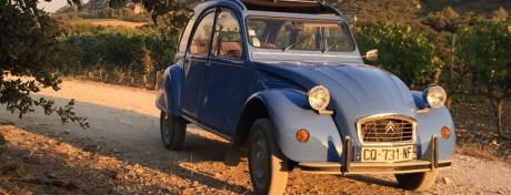 Provence 2 CV Location