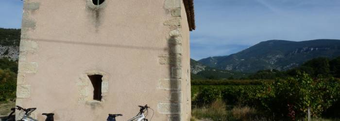 Circuit Vélo - Entre Chapelles et Vergers