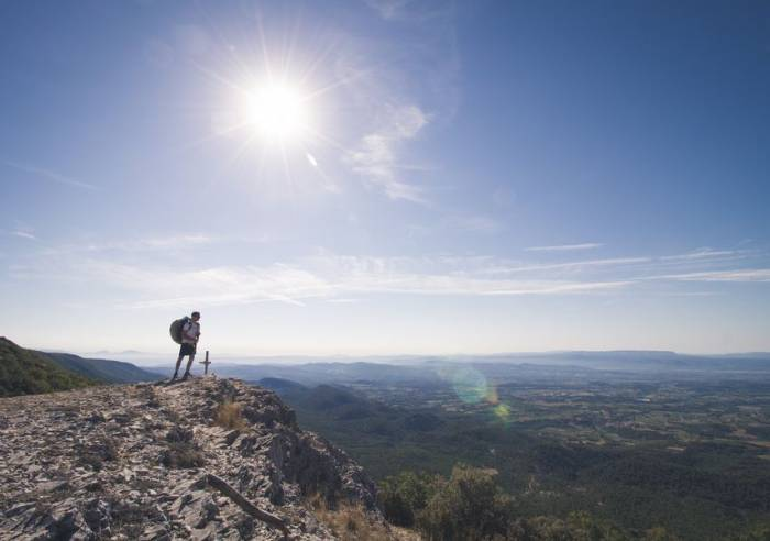 Long Distance Mountain Bike Trail, Stage 8 – From Vitrolles-en-Luberon to Lauris