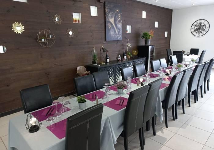 Hôtel Restaurant les Lavandins