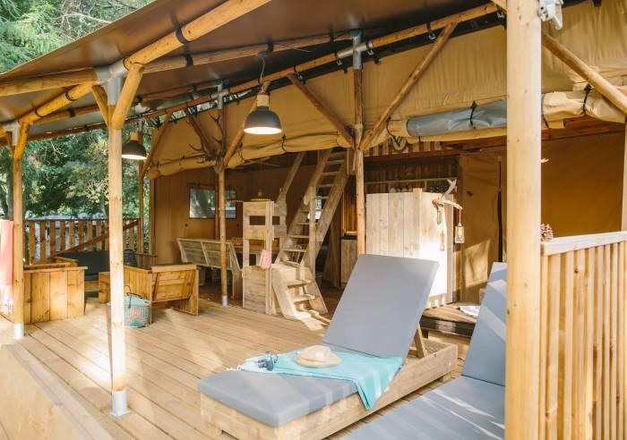 Camping du Domaine Naturiste de Bélézy