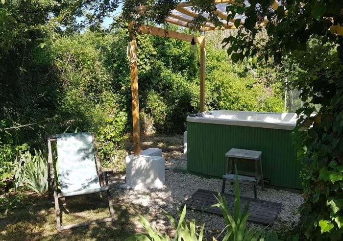 Bedbreakfast mazan mont ventoux mas nina rosa vakantie in de provence - Pergola provencaalse ...