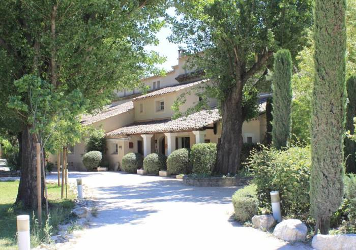 Hôtel Restaurant Mas de Cure Bourse