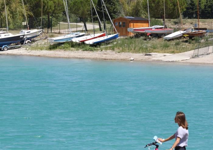The 'Girardes' Lake