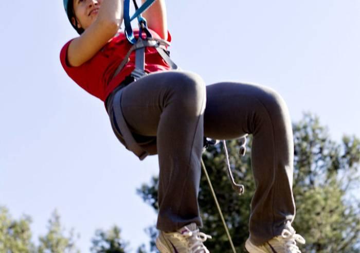 Passerelles des Cimes - Parcours aérien en forêt