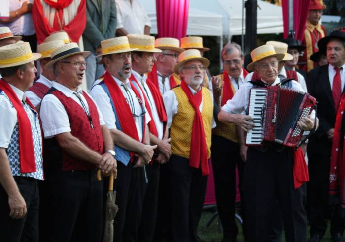 24e Ban des Vendanges des Côtes du Rhône