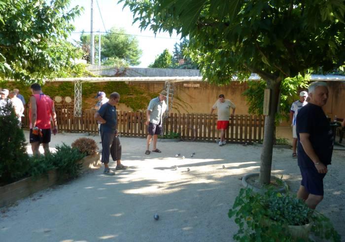 Camping Le Théâtre Romain