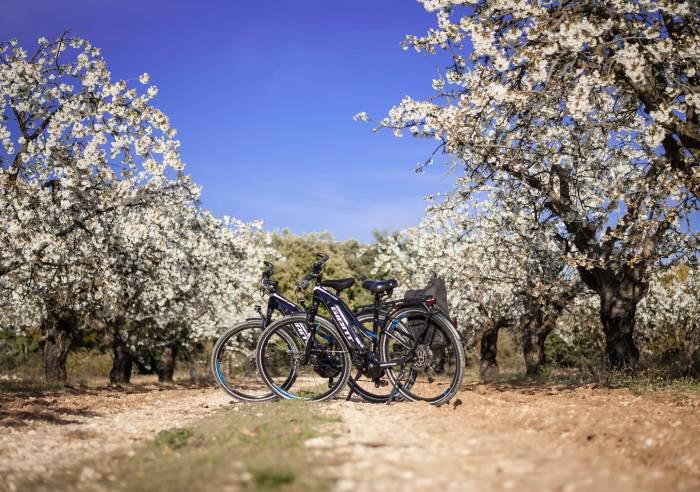 Rent Bike Luberon