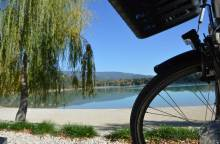The Pays d'Aigues by bike - Luberon