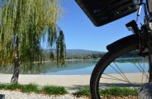 The Pays d'Aigues by bike