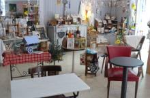 Café Boutique in Aubignan