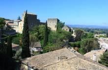Itinéraire touristique : Les villages médiévaux de la Provence des Papes