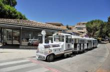 Vaison la Romaine Tourist Train
