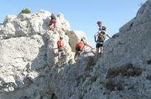 Rock climbing - Gigondas