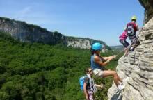 Franck Gaudini - Rock Climbing guide