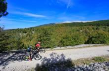 Route rond de Mont-Ventoux per (...)