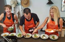 Cooking Class with Jean-Marc Villard