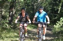 Mountain Bike Trail Sault - Le Bois du (...)