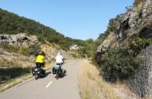 Mediterrane fietstocht : Cavaillon > Apt - (...)