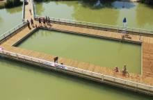La Riaille Lake & the Mobybase