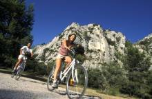 Tour of the Luberon by bike