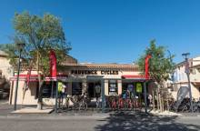 Provence cycling - hire