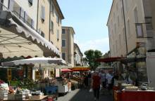 Grote, Provençaalse markt van (...)