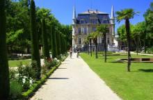 Château de Val Seille and its Gardens