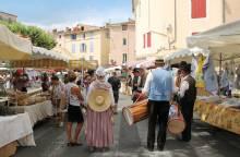 Markt in Apt