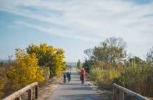 Grüner Radweg von Calavon – (...)