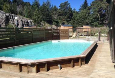 Camping le Mont-Serein
