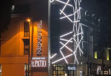 Hôtel Restaurant Novotel Avignon Centre