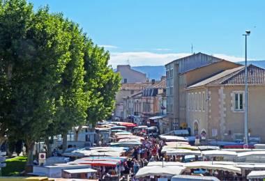 Marché de Cavaillon