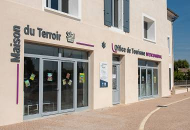 Office de Tourisme Intercommunal Provence ...