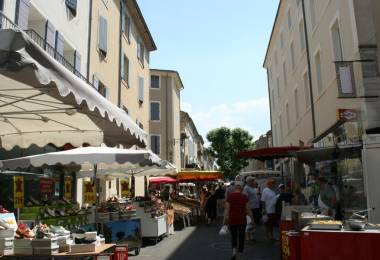 Grand marché provençal de ...