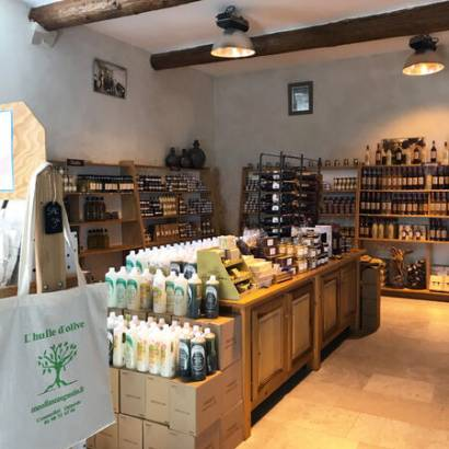 Saint Augustin Olive Oil Mill