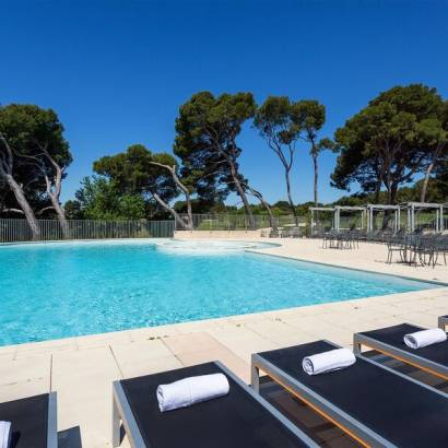 Madame Vacances - Résidence Provence Country Club