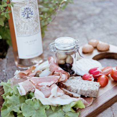 Gourmet moments at the Domaine Chêne Bleu