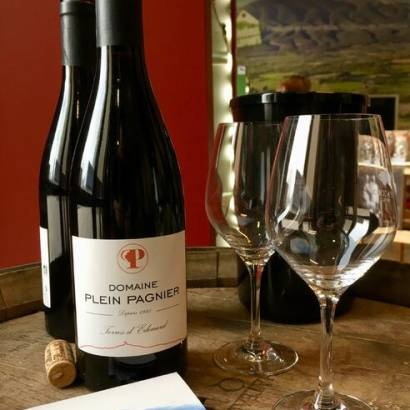 Visit and wine tasting at Domaine Plein Pagnier