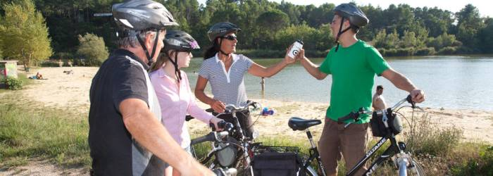 Circuit Vélo - Aux portes du Ventoux