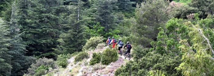 Grand Tour du Petit Luberon en VTT e-bike