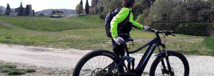 VTT n°3 - Grand Tour du Pays d'Aigues - GPS