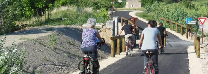 La Méditerranée à vélo n°1 : Cavaillon > Apt