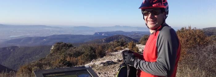 Grand Tour du Petit Luberon en VTT