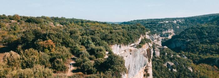 VTT n°59 - Les Balcons de l'Aiguebrun