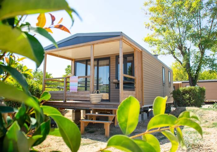 Camping de l'Etang de la Bonde