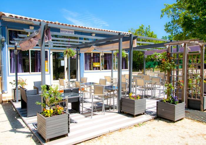 Restaurant Les Lavandins